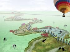 Provincie zet miljoenen opzij om Maas nóg meer ruimte te geven