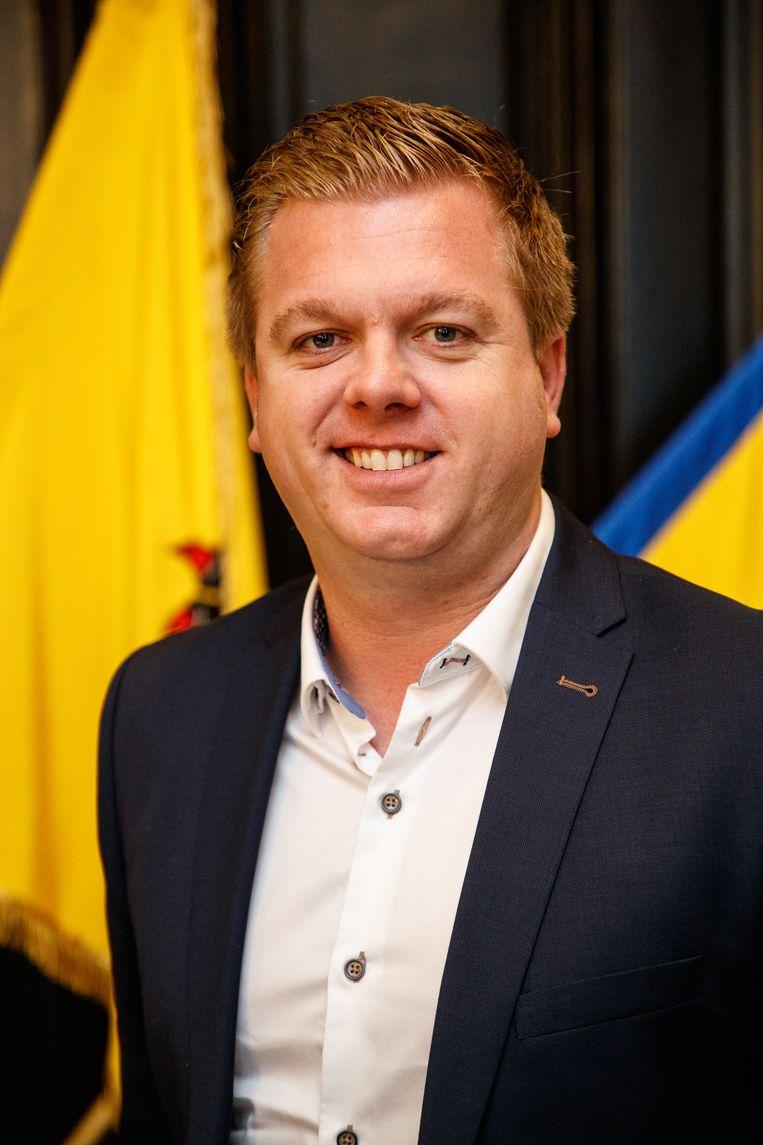 Bert Maertens. Beeld BELGA
