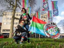 Arnhemse feestneuzen leggen de lat hoog en willen Arnhem als Oeteldonk verenigen