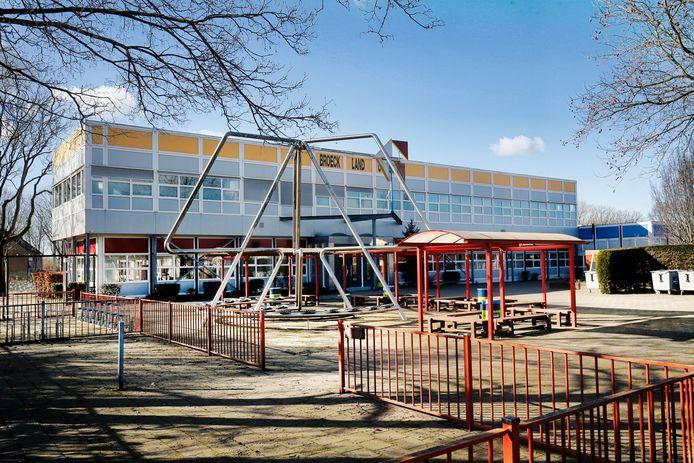 Het Broeckland College in Breukelen.