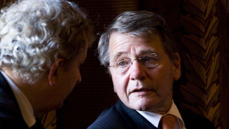 Minister Piet Hein Donner van Sociale Zaken. Foto ANP Beeld