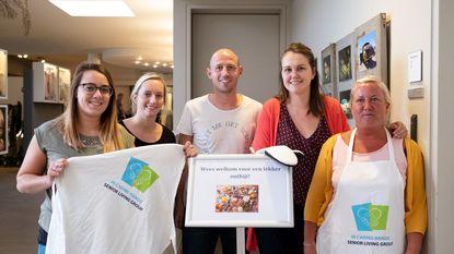 'Dag van de Verzorgenden': zorgkundigen verwend met lekker ontbijtje