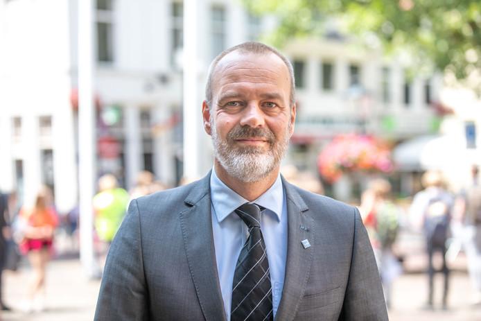 Zorgwethouder Klaas Sloots.