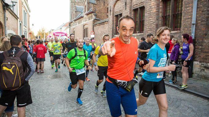 Eerste Bruges Marathon geeft Antwerpen én Brussel het nakijken