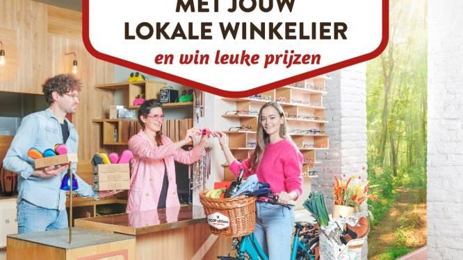 Kies uit ruim 400 deelnemers jouw favoriete lokale handelaar in West-Vlaanderen en win leuke prijzen