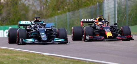 Het borrelt in de Formule 1: 'Het gaat sowieso een keer knallen tussen Max en Lewis'