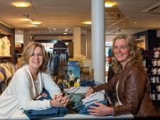 Zussen trekken zelf de stekker uit vermaarde Veluwse modezaak: 'Vanwege vader wilden we niet failliet gaan'