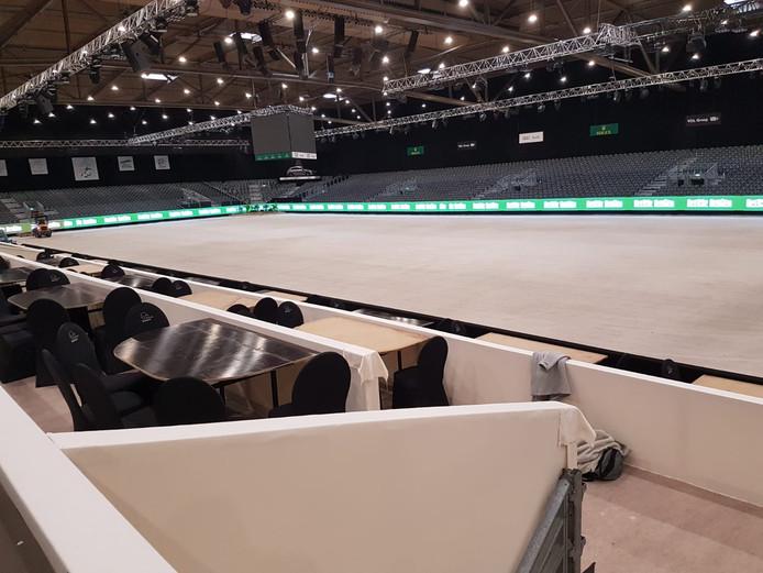 Indoor Brabant is gecanceld.