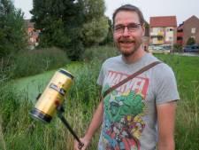 Hoe 'Plandelman' Anton talloze Utrechters inspireert om zwerfafval op te ruimen