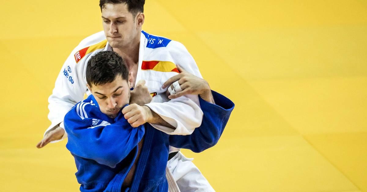 Smink verrast nummer één van de wereld bij EK judo