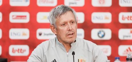"""Witsel est """"prêt"""", mais """"ne débutera pas"""" le match contre le Danemark"""