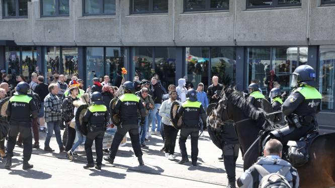 Opgepakte anti-lockdownactivisten weer vrij, op één na