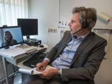 Psychiater ETZ: 'Beeldbellen wordt een blijvertje, patiënt voelt zich thuis meer op zijn gemak'