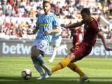 Pijnlijke nederlaag voor Kluivert bij AS Roma