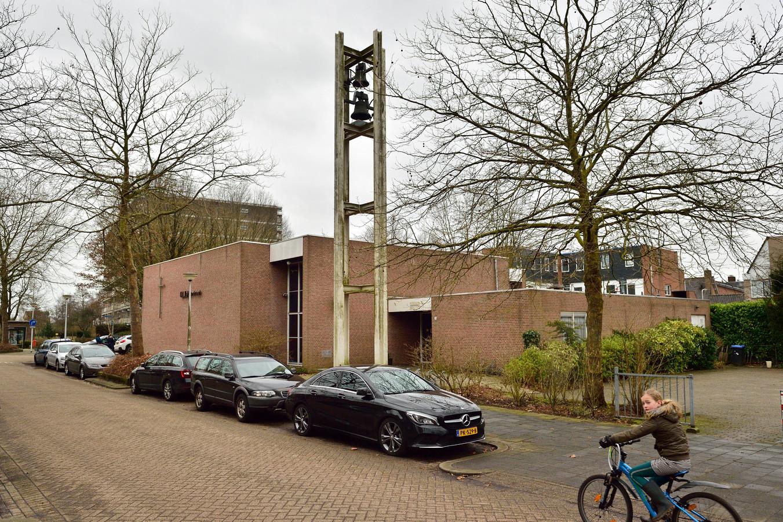 De O.L.V. Hemelvaartkerk aan de Krugerlaan in Gouda.