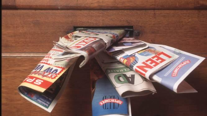 Stad Oostende voert extra toeslag op verpakt drukwerk in