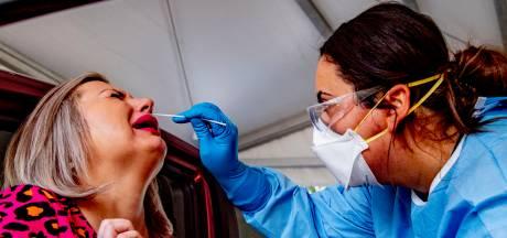 In drie dagen testen twee coronabesmettingen gevonden in Twente