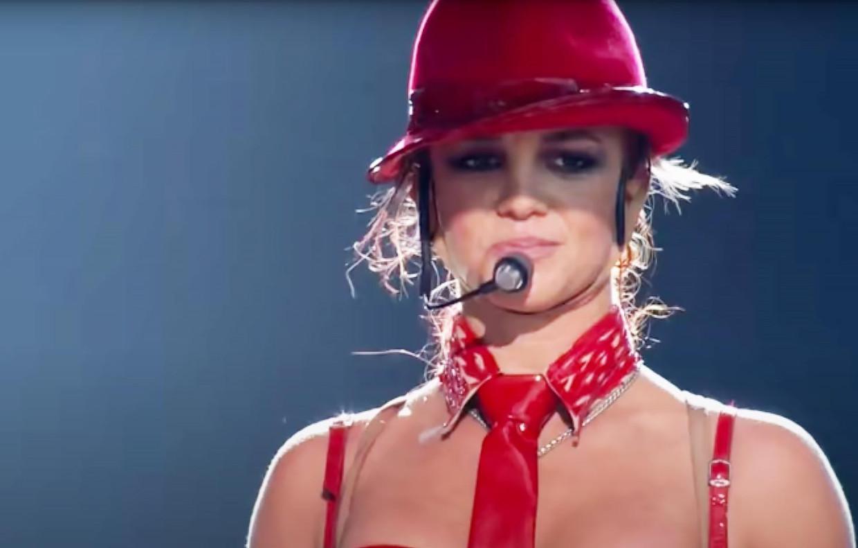 Britney Spears Beeld Netflix