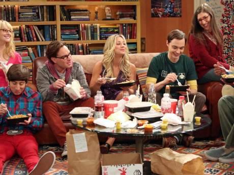 """Rideau pour """"The Big Bang Theory"""", improbable champion de l'audimat"""