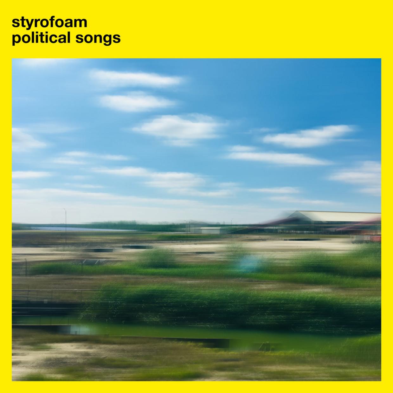 'Political Songs' Beeld Styrofoam