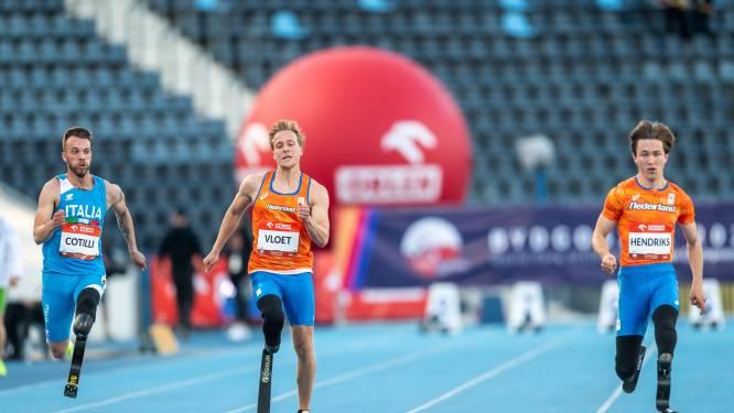 Lindense para-atleet Vloet vol vertrouwen naar Spelen