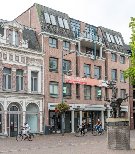 Stadsarchief aan de Markt krijgt tweede leven als appartementencomplex: 'Zo uniek, on-Roosendaals'