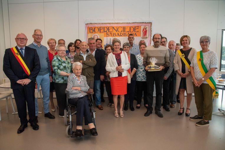 Landelijke Gilden Wetteren viert 100ste verjaardag.