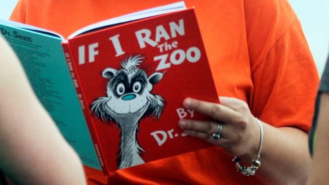 Zes boeken Dr. Seuss uit cataloog verwijderd om racistische inhoud