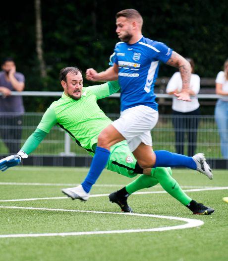 GVVV start oefencampagne met pijnlijke nederlaag tegen Sportlust'46