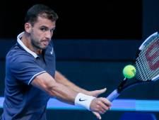 Dimitrov opnieuw naar ABN Amro World Tennis Tournament