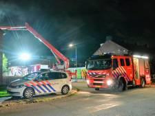 Veel rookontwikkeling bij woningbrand in Breda