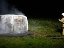 Tweede gestolen bestelbusje van Duits bedrijf duikt op in Vorden