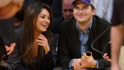 """De kinderen van Ashton Kutcher en Mila Kunis hoeven niet op een erfenis te rekenen: """"Ons geld gaat naar het goede doel"""""""