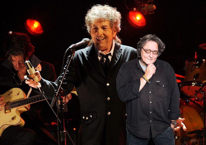 Kees Thies over Bob Dylan en zijn liefde voor Dordrecht.