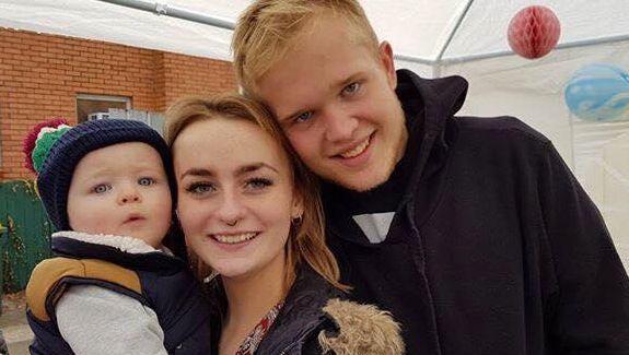 Molly, Oscar en Theodore.