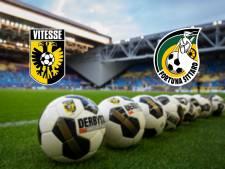 Vitesse kan voor één dag boven Ajax en PSV komen in de stand