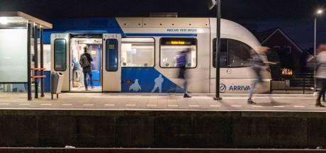 Geduld VVD is op; waar blijven die extra boa's op de Vechtdallijn en het Kamperlijntje?