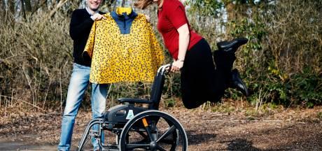 Gat in de markt: Daphne (38) ontwerpt kleding voor mensen met een beperking