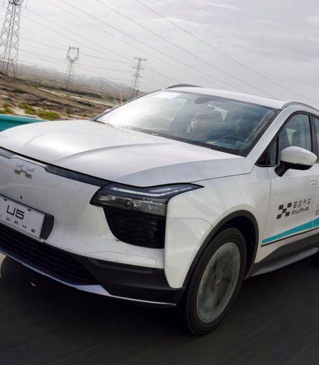 Deze Chinese SUV moet de Audi e-tron en Mercedes EQC overbodig maken