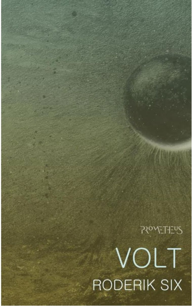 Roderik Six, 'Volt', Prometheus, 240 p., 21,99 euro. Beeld rv