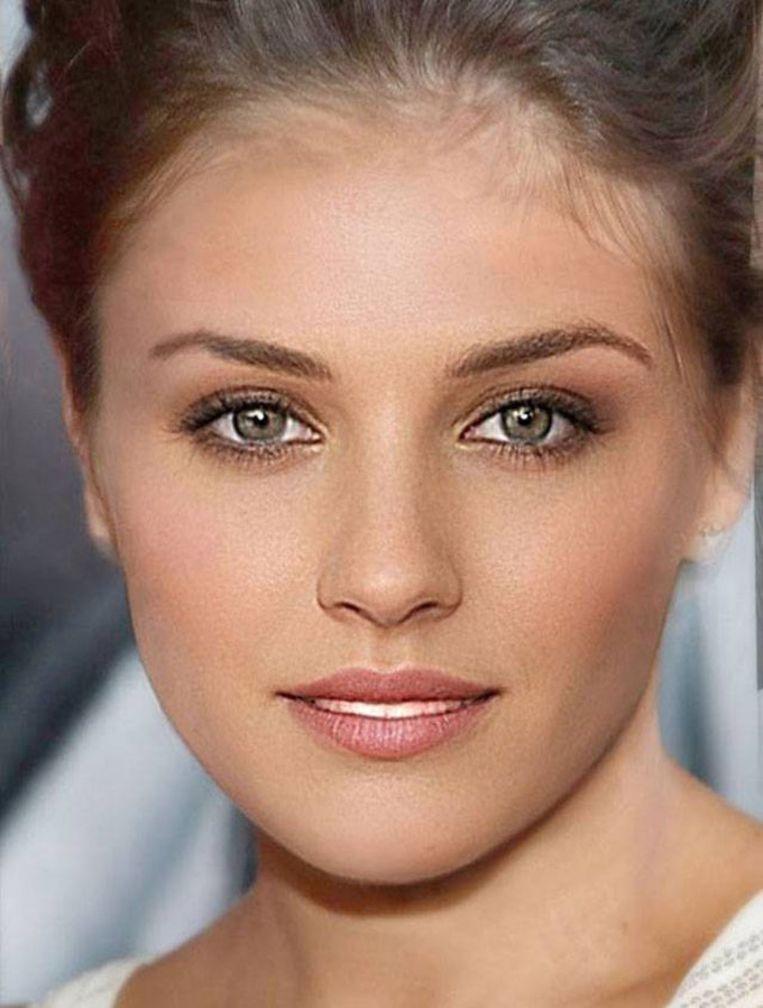Is dit de mooiste vrouw ter wereld?