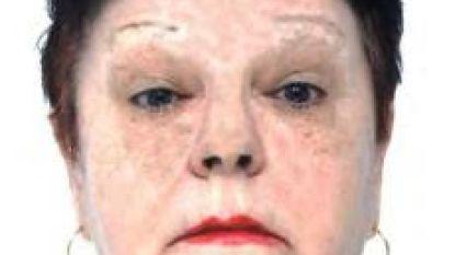 65-jarige dame uit Oudergem vermist