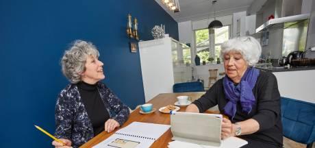 Gerda (69) en Maya (67) helpen ouderen als verhuiscoach: 'We hebben energie over'