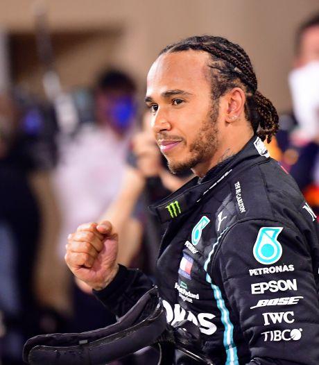 Mercedes rekent op Hamilton: 'Onze relatie is werkelijk heel solide'