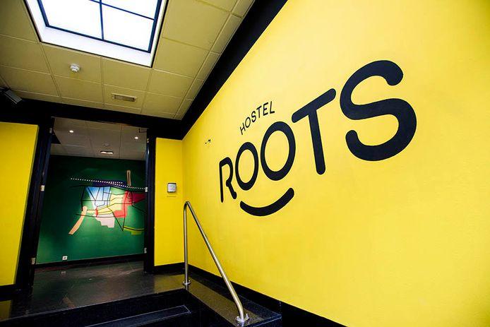 Hostel Roots in Tilburg.