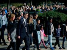 Indrukwekkende stille tocht voor omgebracht gezin in Papendrecht