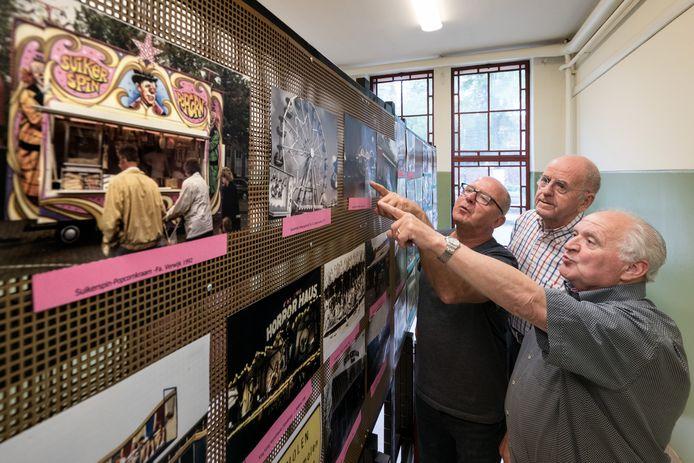 In het voormalige politiebureau aan het Raadhuisplein zijn regelmatig exposities, zoals eerder over de geschiedenis van de kermis in Waalwijk.