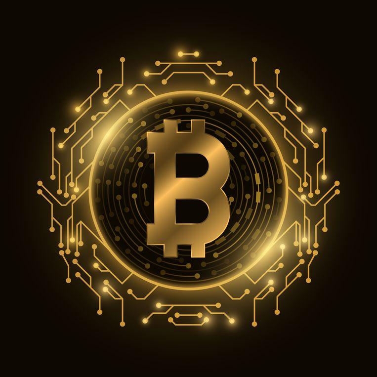 Gaat de bitcoin de strijd winnen? Beeld nk
