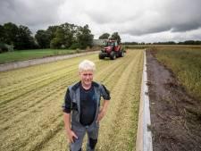 Boer Mark maakt zich zorgen om droogte: 'Opbrengst van mais is gewoon veel te laag, ook in Reggestreek'