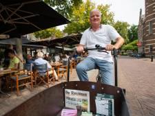 Citymarketeer wil met bakfiets raadhuis binnen rijden: bezuinigingskoorts in Oisterwijk